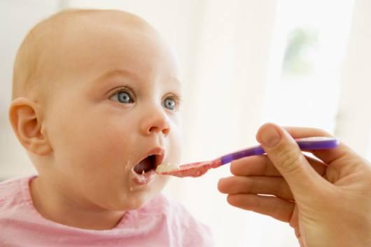 tratamento caseiro para alergia em bebês
