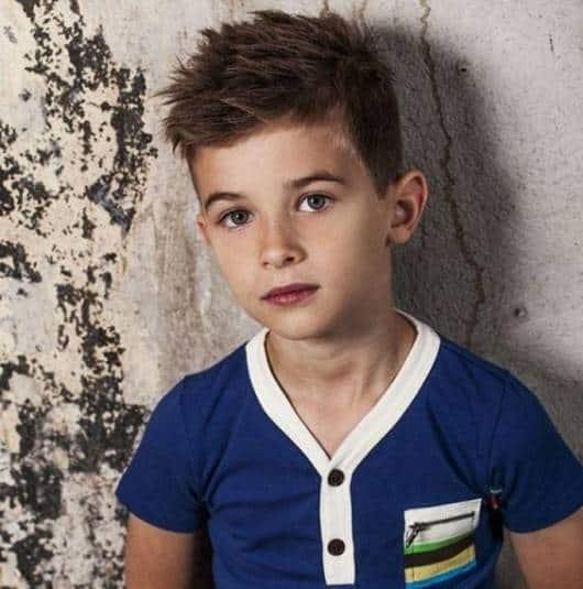 Corte De Cabelo Masculino Infantil 68 Ideias Dicas