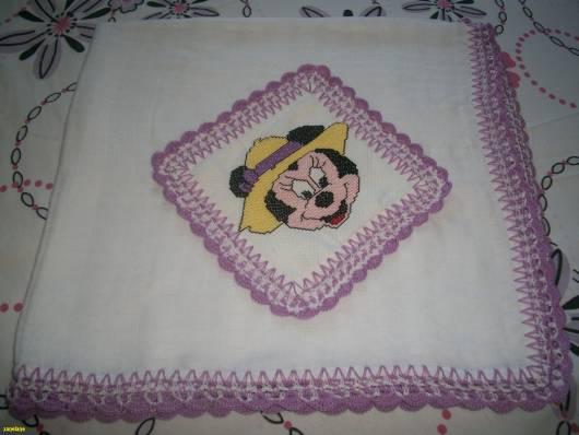 Minnie ponto cruz