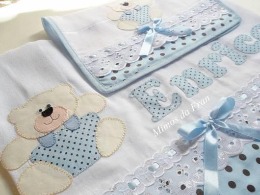 bordado personalizado patchwork