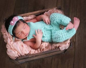 macacão de crochê para bebê para meninas