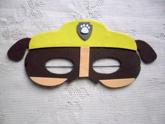 máscaras Patrulha Canina com eva