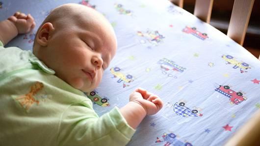 dicas para um sono do bebe tranquilo