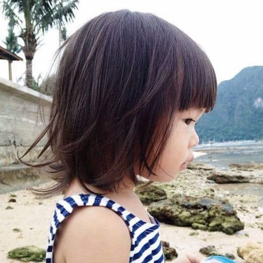 Corte De Cabelo Infantil Feminino 6 Estilos Amp Dicas