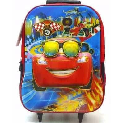 mochila Carros