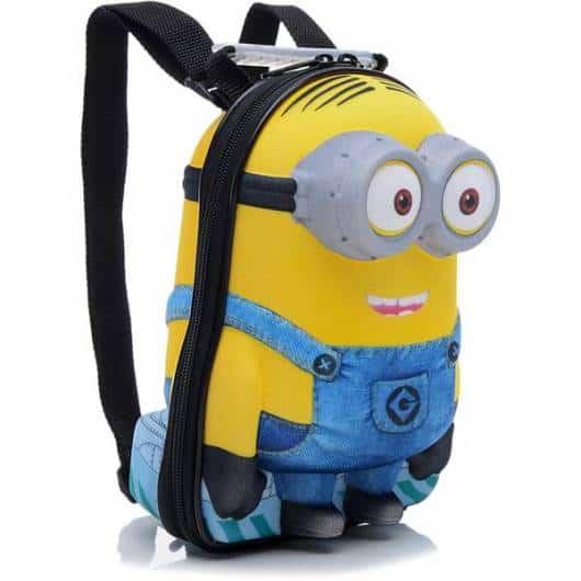 mochila de costas Minions