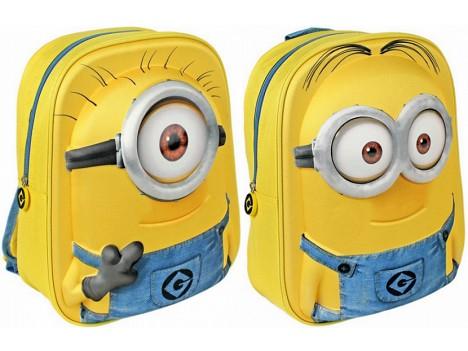 modelos mochilas Minions