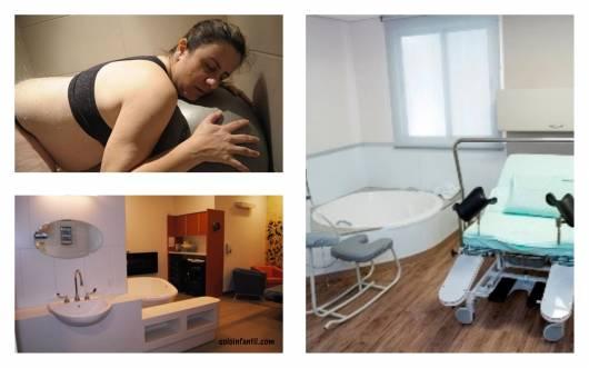 salas de parto
