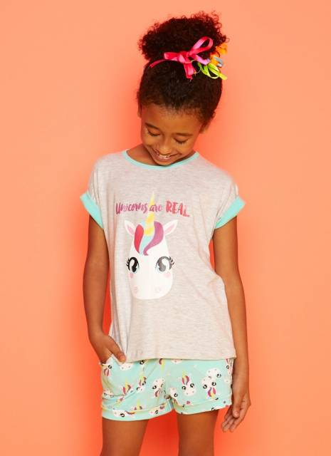 pijama curto