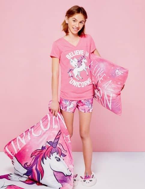 pijama menina
