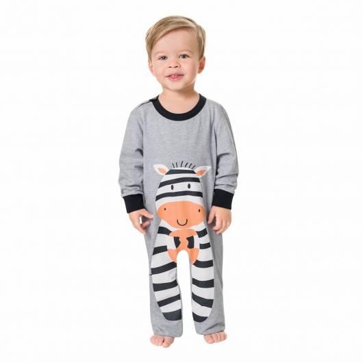pijama macacão menino