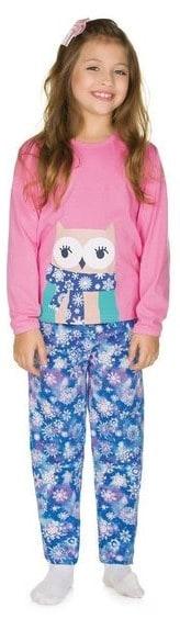 pijama corujinha