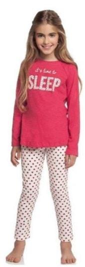 pijama com legging