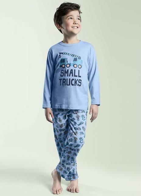 pijama simples menino