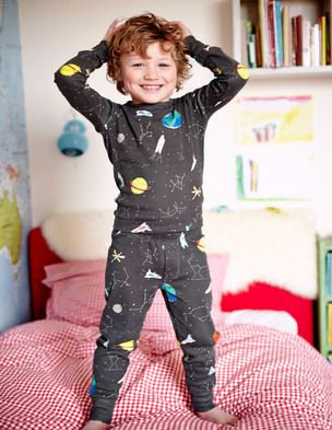 pijama de frio menino