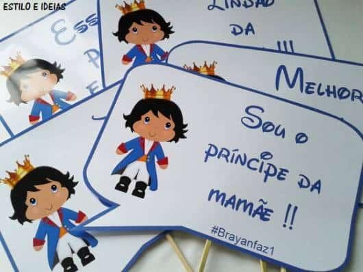 modelos de príncipe