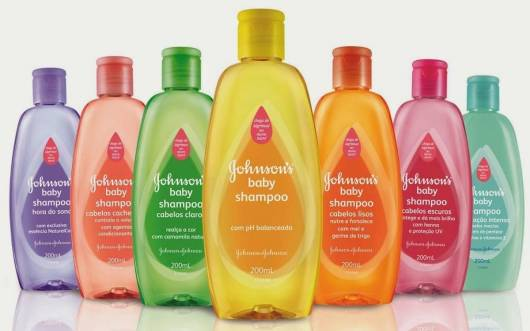 shampoo infantil jhonson baby
