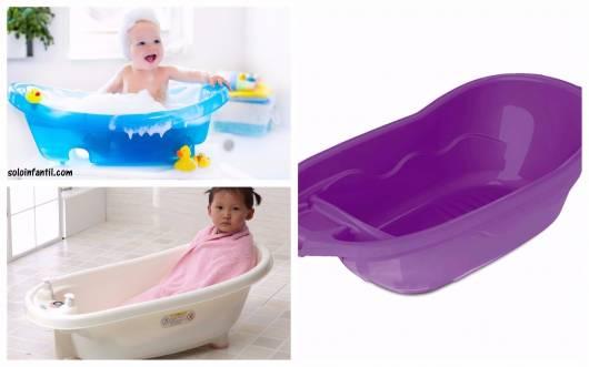 banheira de plástico