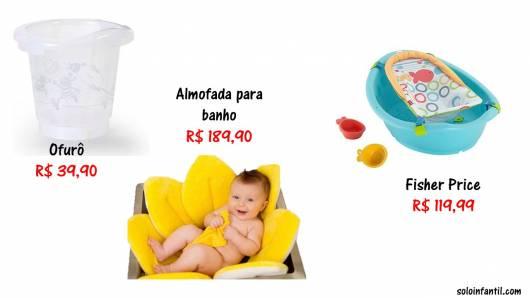 modelos e preços de banheiras