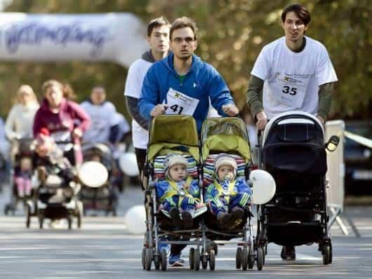 dicas para comprar carrinho de bebê para gêmeos