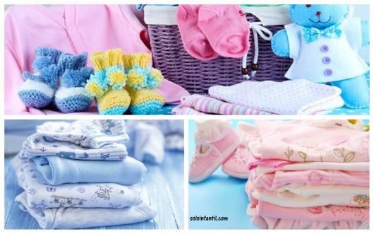 roupas para enxoval