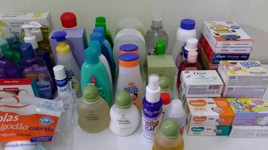 itens de higiene