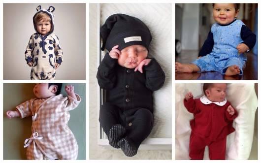 1ab99af4e6 65 Modelos de Macacão de Bebê Super Fofos – Veja Onde Comprar!