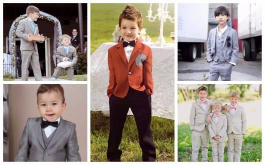 terno infantil modelos