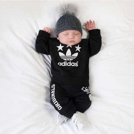 agasalho Adidas bebê