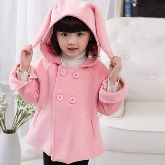 casaco menina