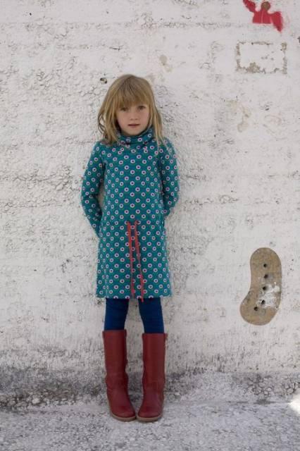 look infantil bota de cano alto