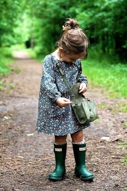 vestido de manga longa com bota