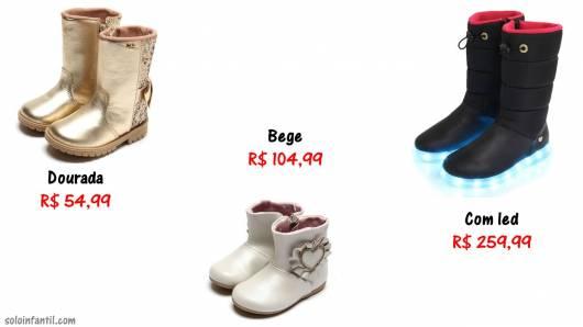 preços bota Ortopé
