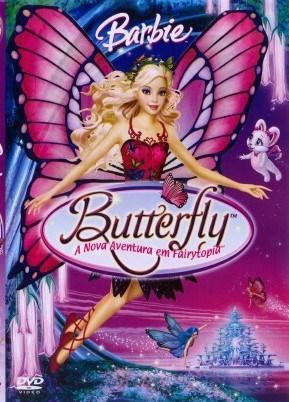 Barbie Butterfly - Uma Nova Aventura em Fairytopia