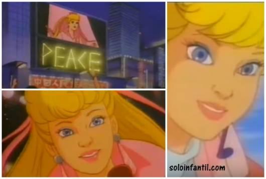 show da Barbie