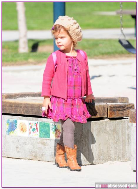 look infantil feminino inverno com vestido