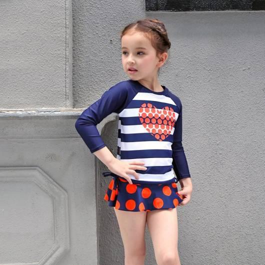 look infantil feminino camisa UV