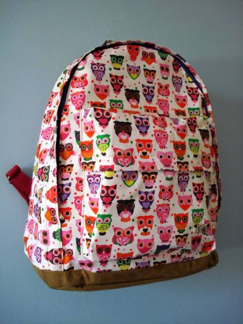 mochila de costas