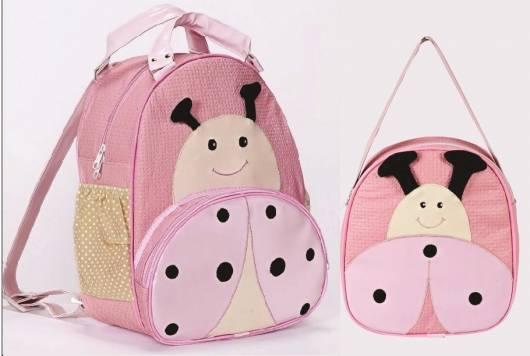 mochila de bichinho