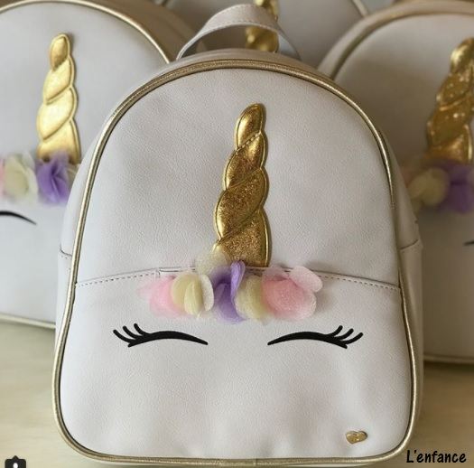 mochila branca