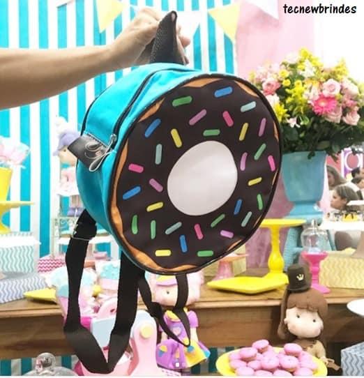 mochila donuts