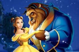 filmes de princesas a bela e a fera