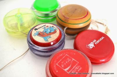 Brinquedos Folclóricos ioiô
