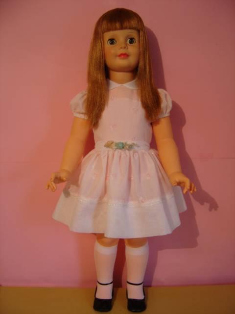 Brinquedos Antigos boneca amiguinha