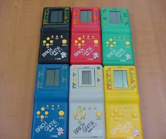 Brinquedos Antigos mini game