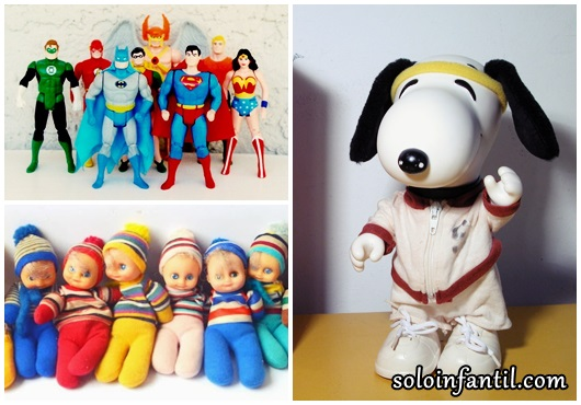 Brinquedos Antigos Snoopy