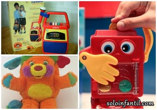 Brinquedos Antigos boca rica