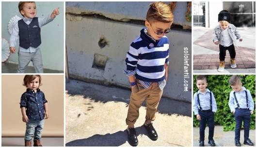 2b05ef14a Look Infantil Masculino – Os 55 Looks Mais Lindos de Todos os Tempos!