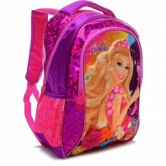 Mochila da Barbie modelo de costa Barbie Princesa