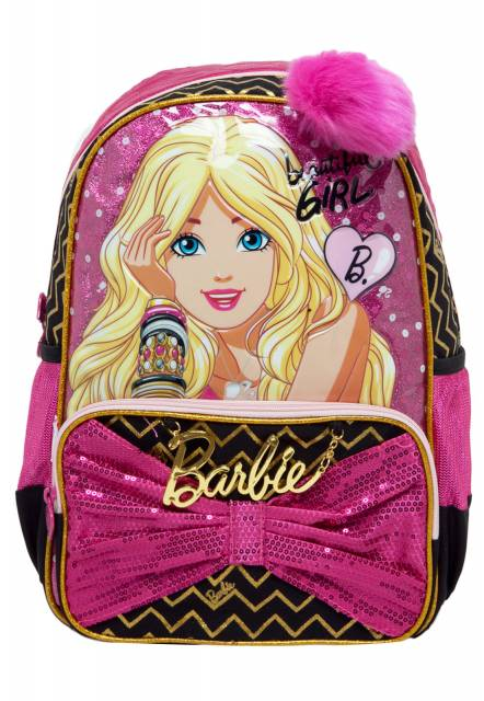 Mochila da Barbie modelo de costa Beatiful Girl